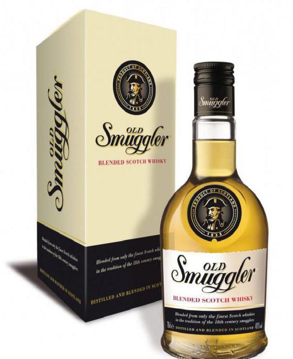 виски old smuggler отзывы
