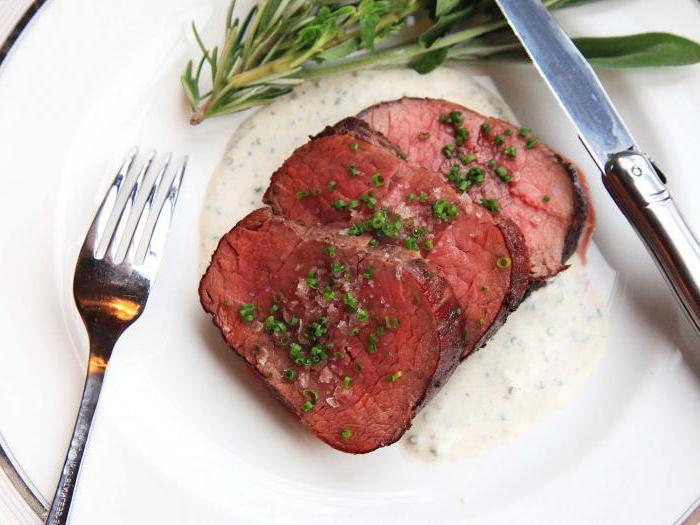 стейк из говядины на сковороде рецепт с фото пошагово в домашних