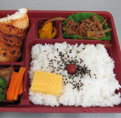 японские бенто рецепты