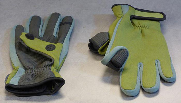 неопреновые перчатки для рыбалки отзывы