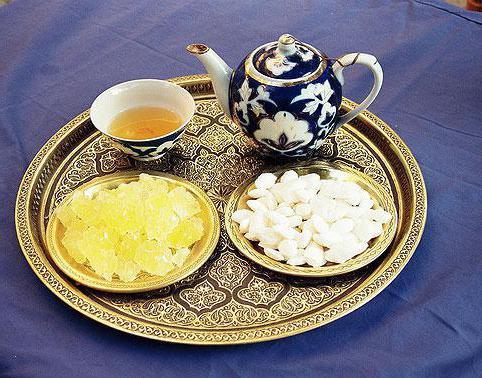 узбекские сладости