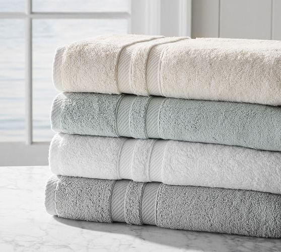 стандартный размер банного полотенца