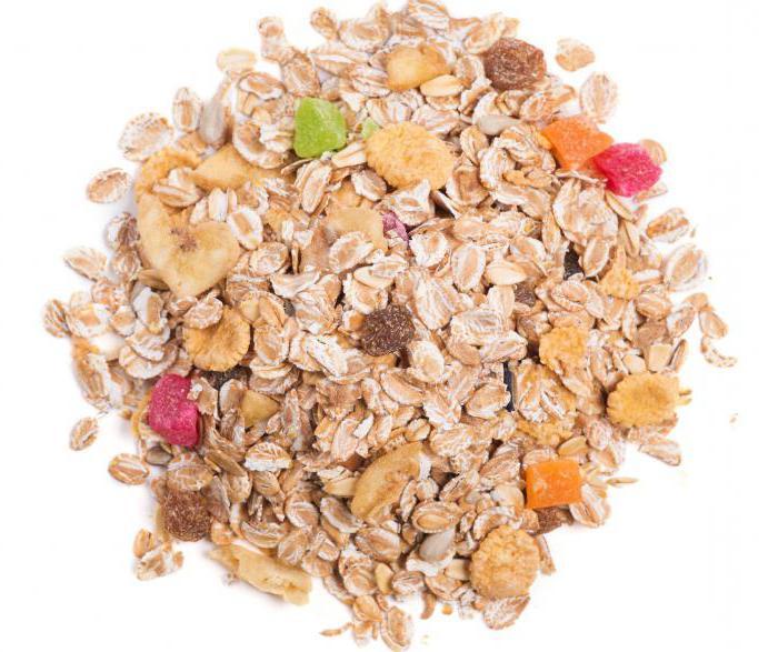 Пшеничные хлопья: польза и вред, рецепты