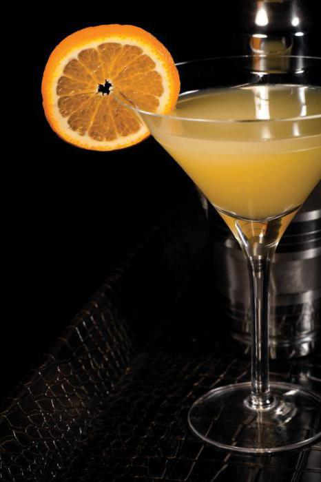 коктейль с вермутом