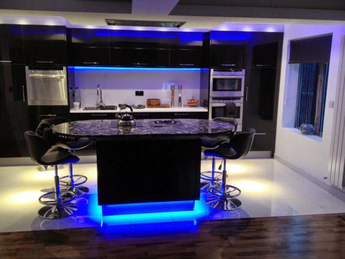 LED-Leuchte für die Küche