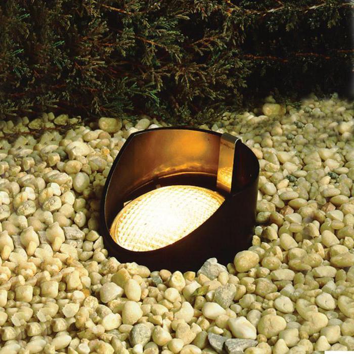 Грунтовый светильник 93796 Paulmann