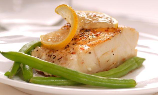 Рыба в духовке рецепты треска стейк