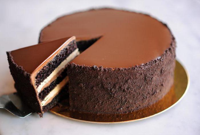 Рецепты торт с кефир