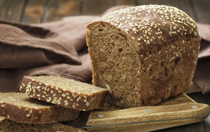 хлеб отрубной углеводы