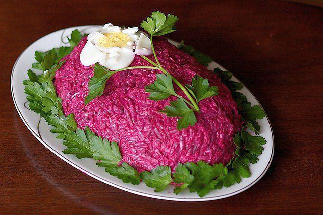Кремлевский салат рецепт классический