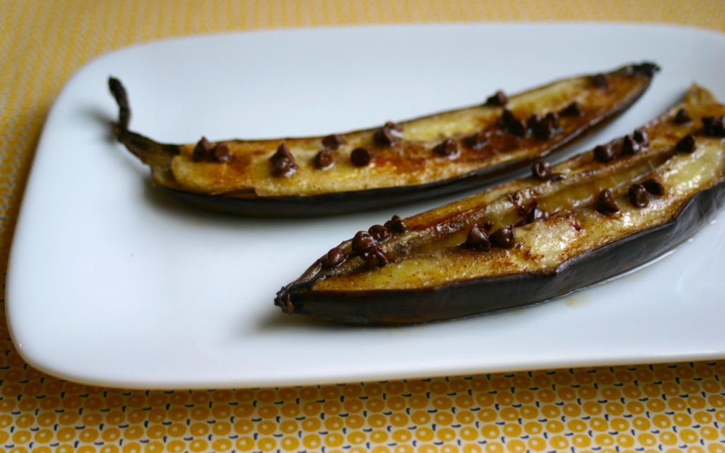 банан сушеный в духовке