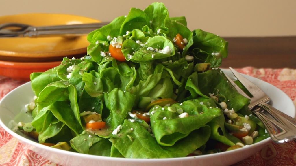 lollo bionda salad