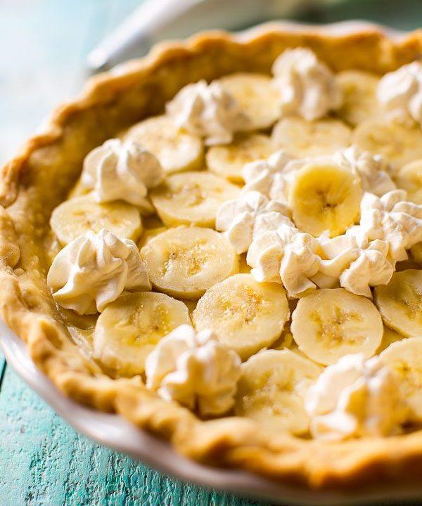 рецепт банановой начинки