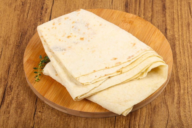 omelette in pita bread recipe