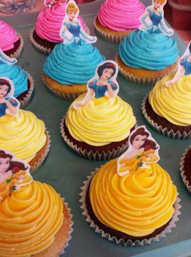 день рождения ребенка в стиле принцессы