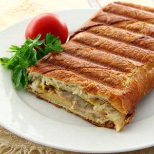 кубинский сэндвич рецепт