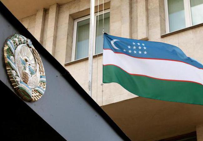 телефон посольства узбекистана