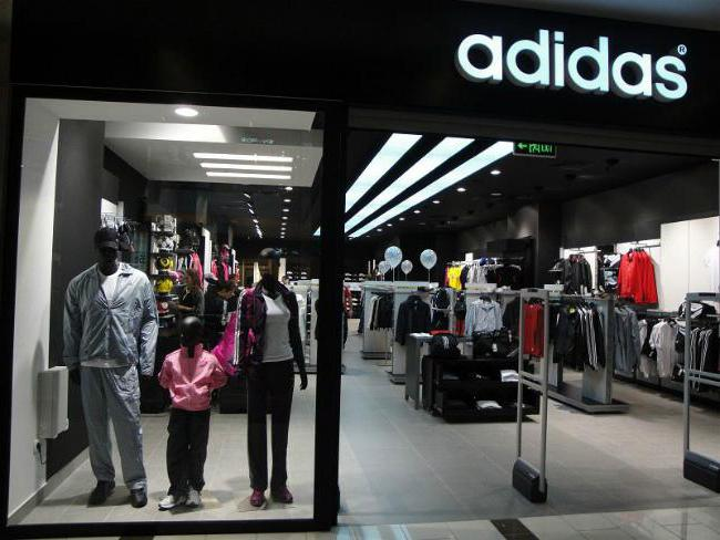 Названия брендовых магазинов одежды
