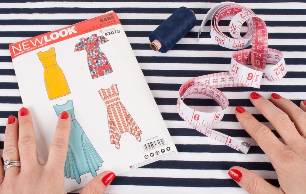 Построение юбок: инструкция для начинающих. Мерки для построения чертежа юбки