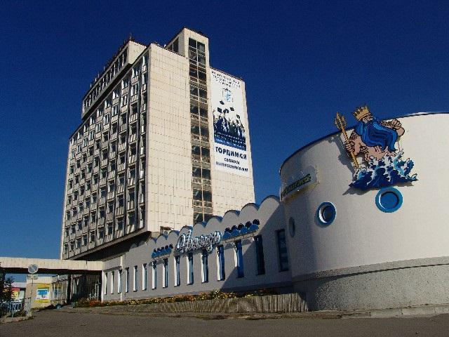 Гостиница нептун миасс
