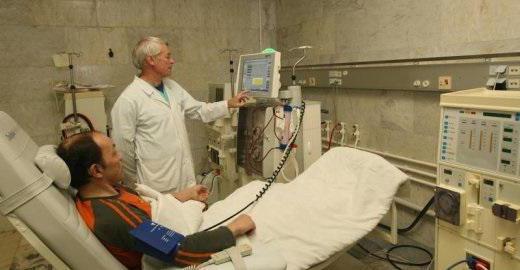 врачи 119 больницы в химках