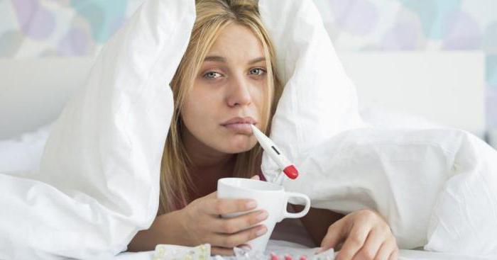 Что можно беременным в 3 триместре от температуры