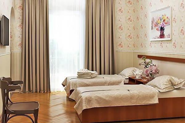 парк отель Романова Евпатория отзывы как добраться