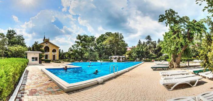 парк отель Романова Евпатория отзывы туристов
