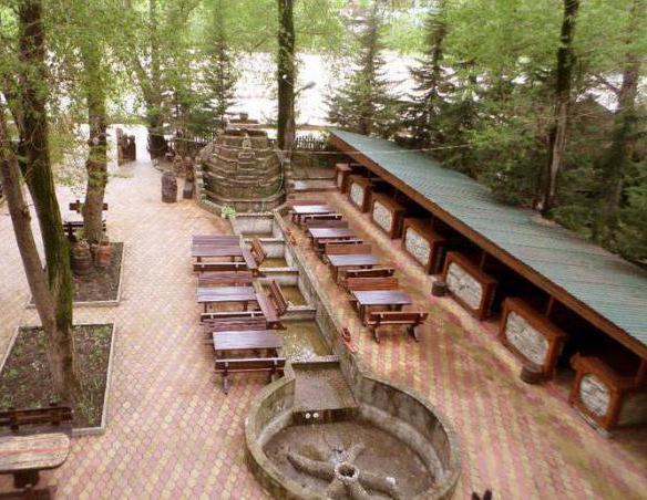 лазаревское амшенский двор отель