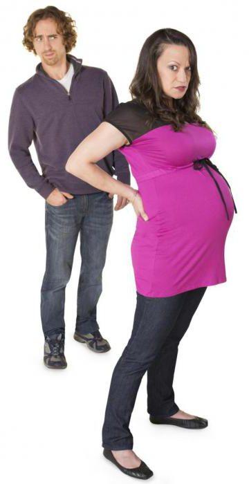 можно ли развестись без согласия мужа будучи беременной
