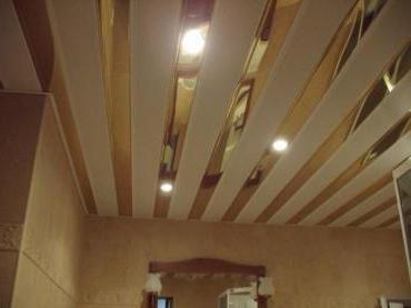 перфорированные натяжные потолки