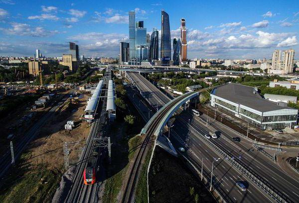новая схема метро москва с мкжд
