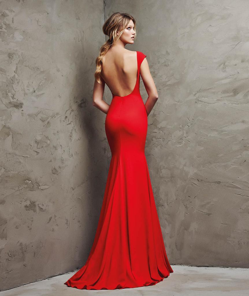 баннеры фото вечернего платья с открытой спиной эмоция