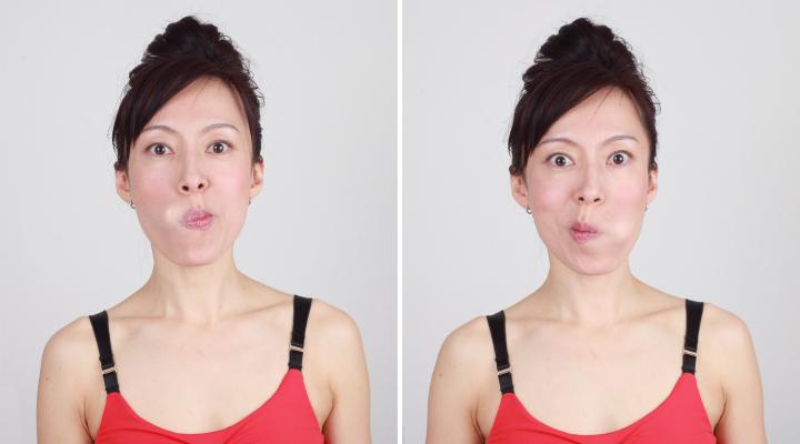 Похудеть В Щеках Быстро. Как похудеть в щеках: эффективные методики и средства
