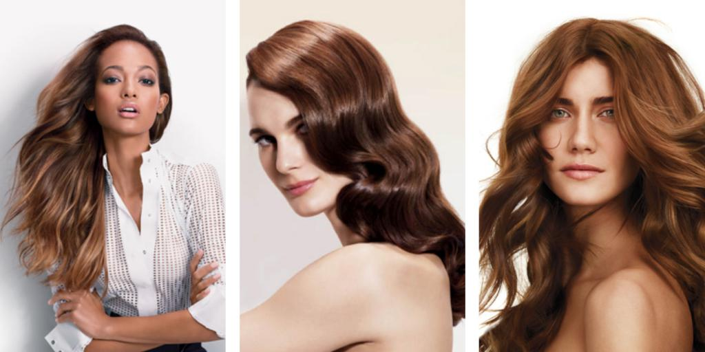 Виды укладок волос: описание самых популярных способов