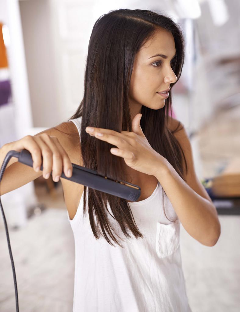 виды укладок волос средней длины