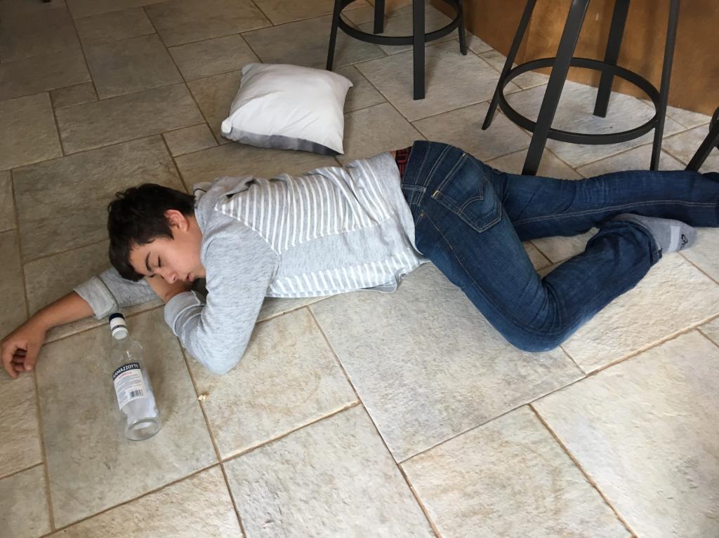 Как остановить с запоя в домашних условиях