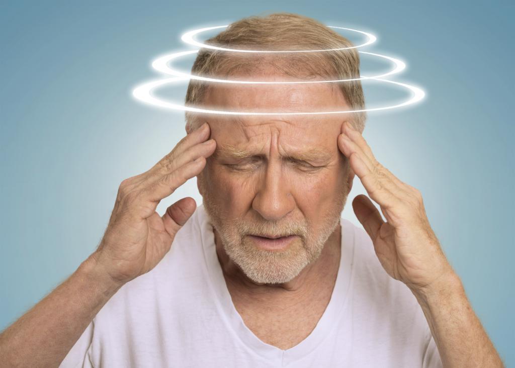 Давление на глаза уши голову головокружение