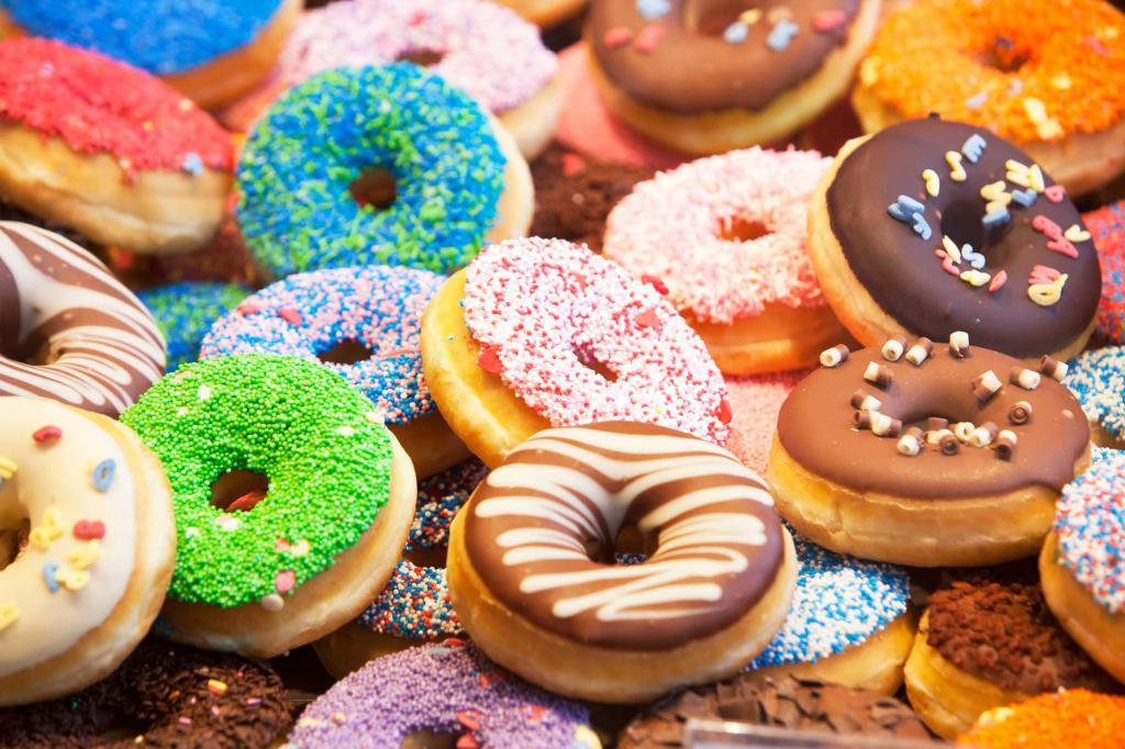 вредные продукты с повышенным содержанием сахара