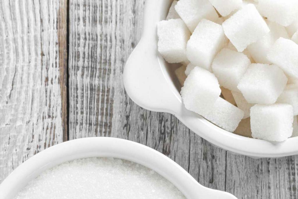 тошнит от переизбытка сахара