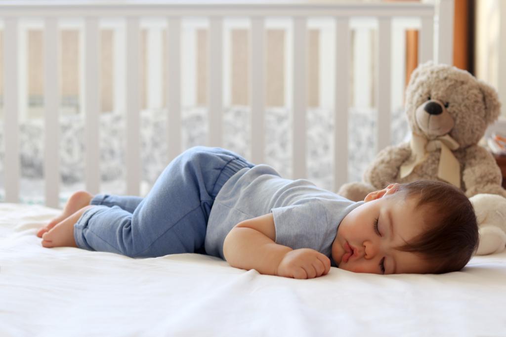 Картинка спящие дети