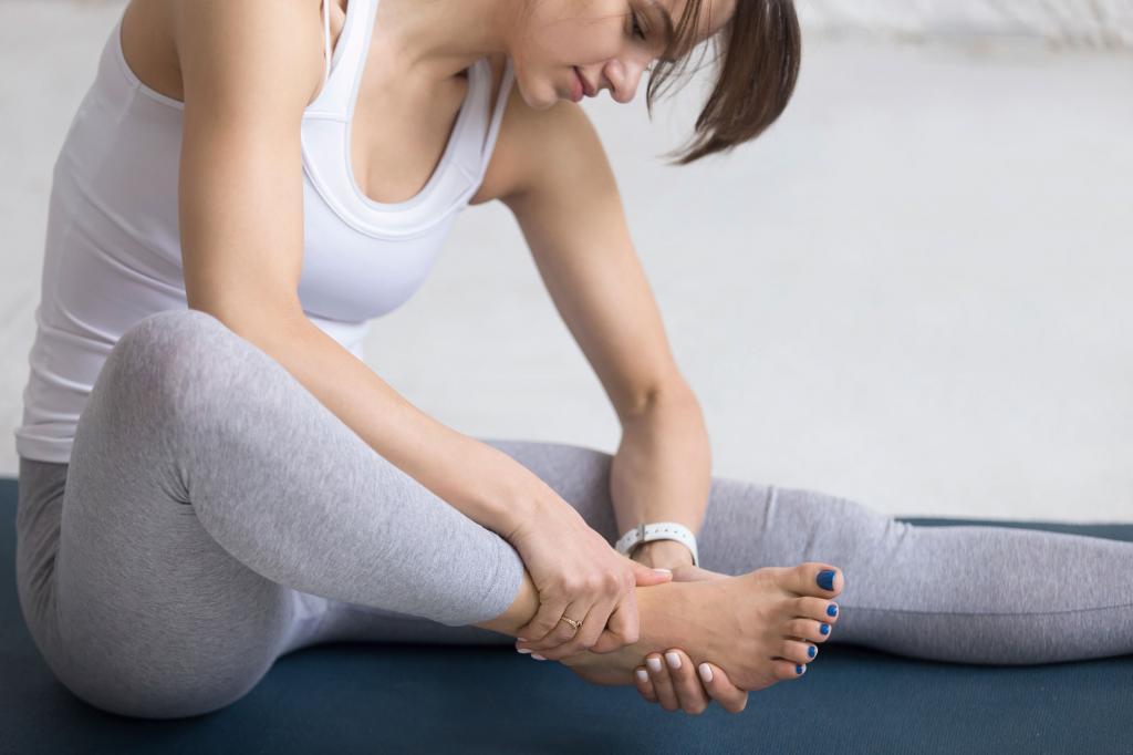 Что делать, если затекла нога? Восстановление кровообращения в нижних конечностях