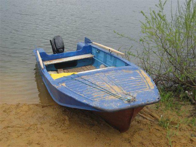 корпус лодки