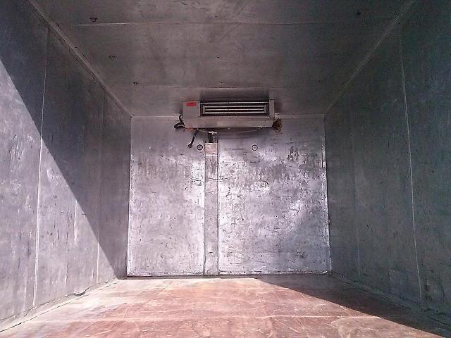 установка рефрижератора на газель