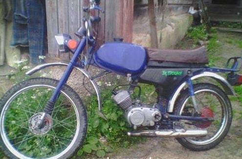 """Мопед """"Карпаты"""": технические характеристики и фото: http://fb.ru/article/266303/moped-karpatyi-tehnicheskie-harakteristiki-i-foto"""