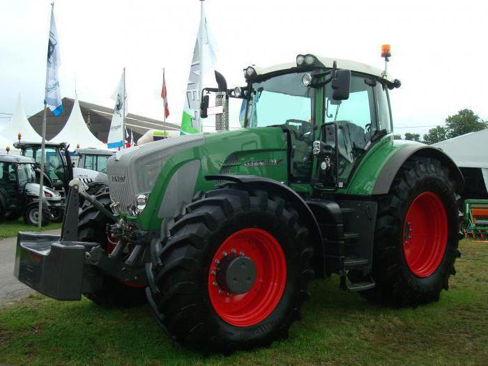 трактор экскаватор