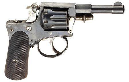 бульдог револьвер фото