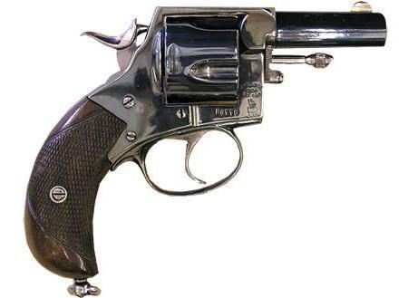 бульдог револьвер