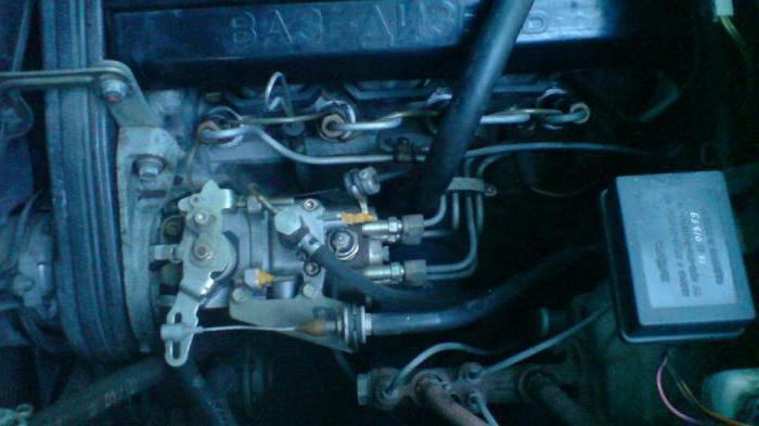двигатель ваз 21045