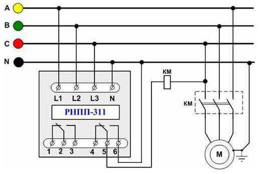 рнпп 311м инструкция и фото